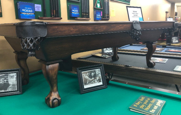 Golden West Titus Pool Table
