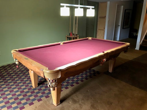 Used 8' Proline Pool Table