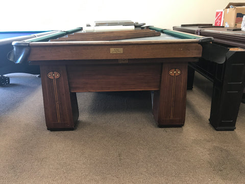 Used 9' Brunswick Regina Pool Table