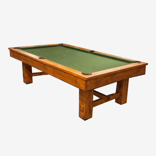 Golden West Keystone Pool Table