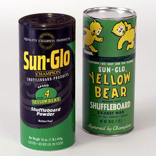 Sun Glo Speed 4 Shuffleboard Powder