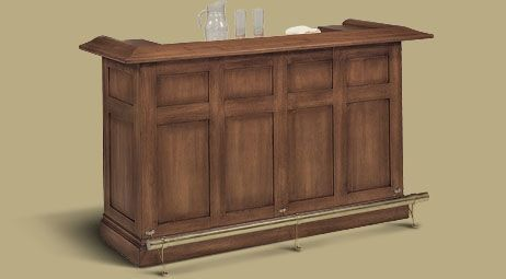 "Legacy Sterling 72"" Bar Port"