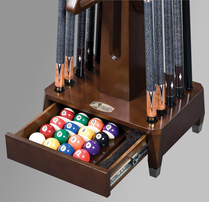 Sterling Floor Rack by Legacy Billiards