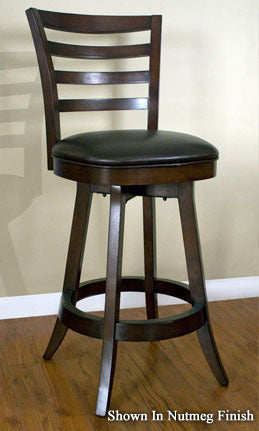 Legacy Sterling Backed Stool Large