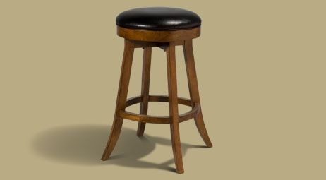 Legacy Sterling Backless Stool Port