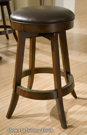 Legacy Sterling Backless Stool Large