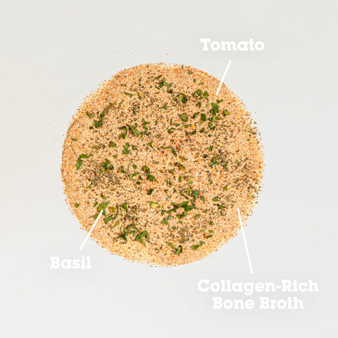 Tomato Basil Bone Broth Soup - 6 pack