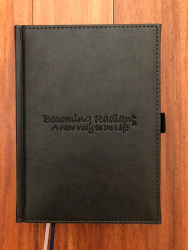 Becoming Radiant Journal, Black
