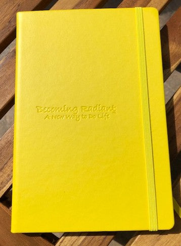 Becoming Radiant Journal, Yellow