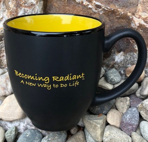 Radiant Coffee House Mug
