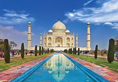 World's Smallest Jigsaw Puzzle Taj Mahal (1000 Pieces)