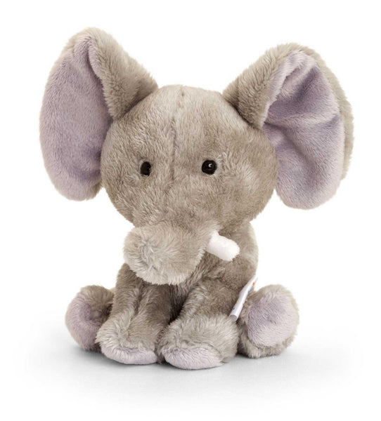 Keel Pippins Elephant Soft Toy 14cm