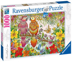Ravensburger Tropical Mood Jigsaw Puzzle (1000 Pieces)