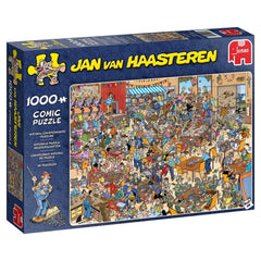Jan van Haasteren National Championships Puzzling  Jigsaw Puzzle (1000 Pieces)