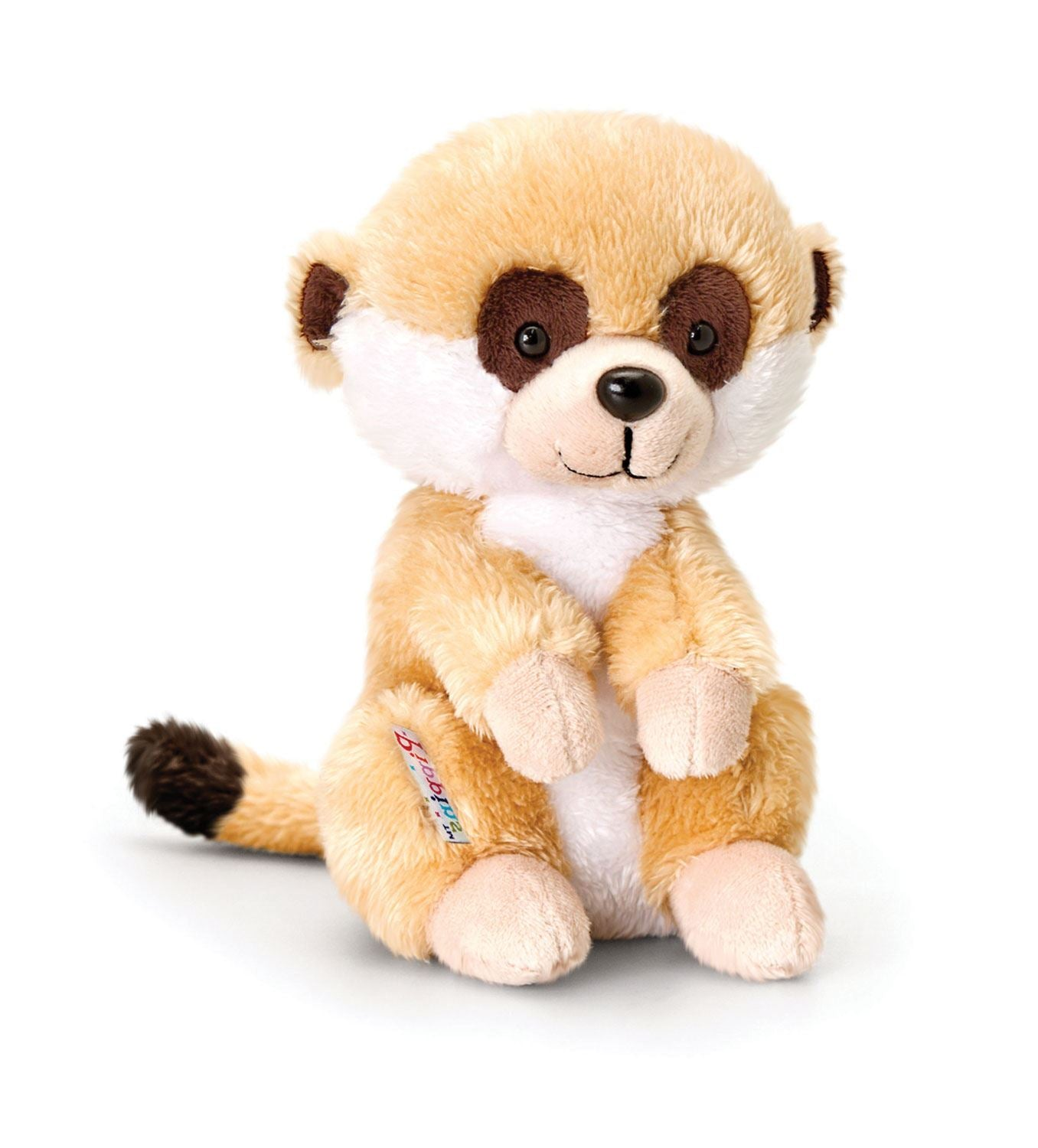 Keel Pippins Chip the Meerkat Soft Toy 14cm