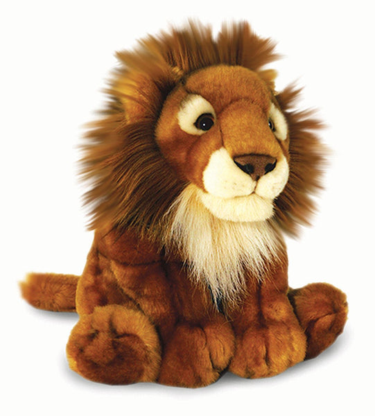 Keel African Lion Soft Toy 30cm