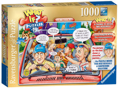 Ravensburger WHAT IF? No.19 Are we there yet? Jigsaw Puzzle (1000 Pieces)