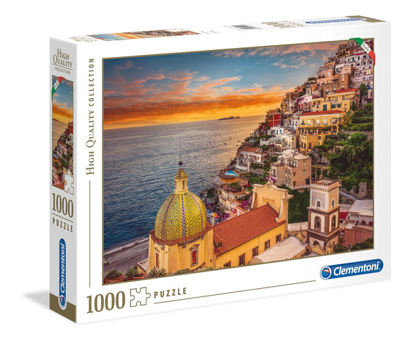 Clementoni Positano High Quality Jigsaw Puzzle (1000 Pieces)