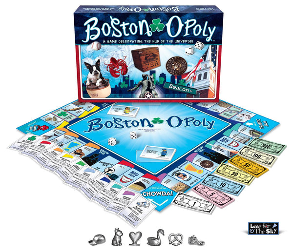 Boston-Opoly