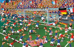 Piatnik Ruyer Football Jigsaw Puzzle (1000 Pieces)