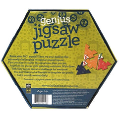 The Einstein Genius Jigsaw Puzzle