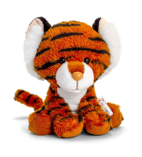 Keel Pippins Tiger Soft Toy 14cm