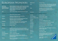 Ravensburger European Wonders Jigsaw Puzzle (1000 Pieces)