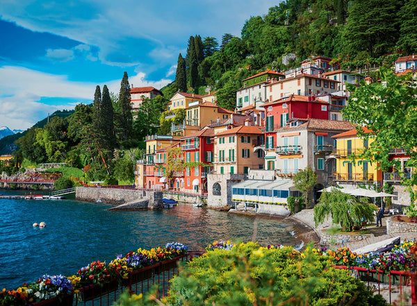 Ravensburger Lake Como, Italy Jigsaw Puzzle (500 Pieces)