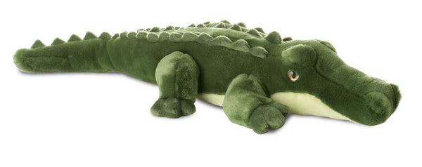 Aurora Flopsies - Crocodile Swampy Soft Toy 30cm