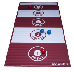 Sliders Target for New Age Kurling, Bowls and Boccia