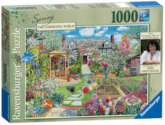 Ravensburger Gardening World Spring Jigsaw Puzzle (1000 Pieces)