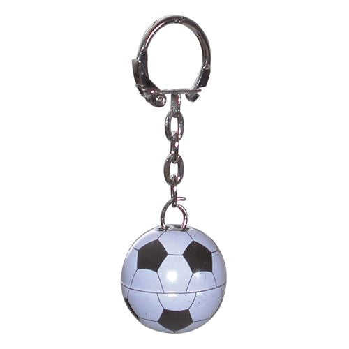 12 Football Keychains