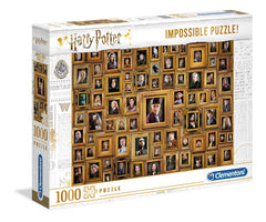 Clementoni Impossible Harry Potter Jigsaw Puzzle (1000 Pieces)