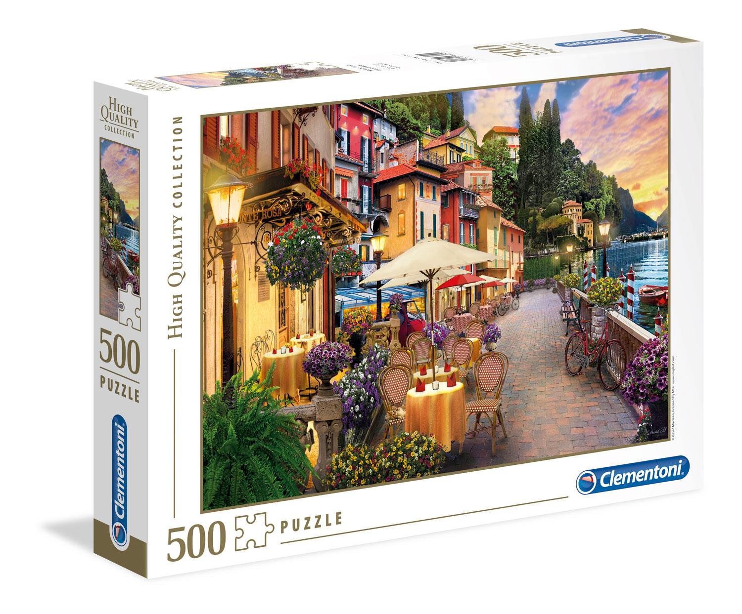 Clementoni Monte Rosa Dreaming High Quality Jigsaw Puzzle (500 Pieces)