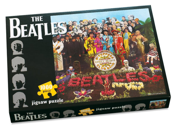 The Beatles Sergeant Pepper Jigsaw Puzzle (1000 Pieces)