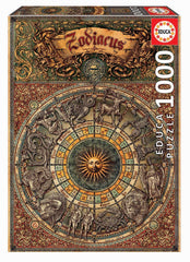 Educa Zodiac Jigsaw Puzzle (1000 Pieces)