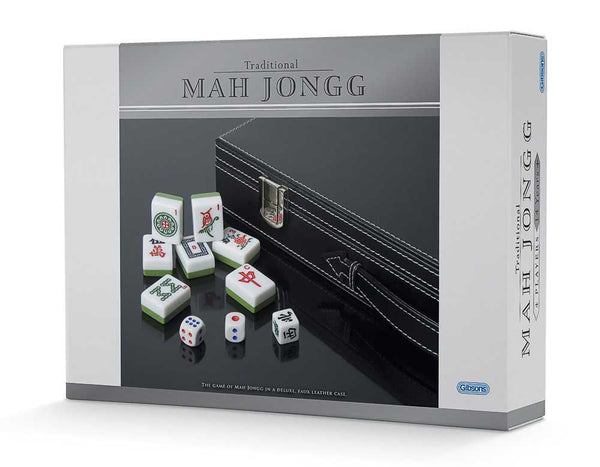 Traditional Deluxe Mah Jongg Set