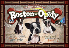 Boston Terrier-Opoly