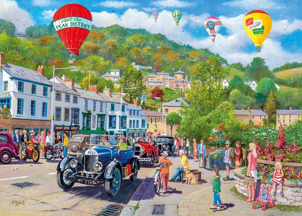 Gibsons Matlock Bath Jigsaw Puzzle (1000 Pieces)