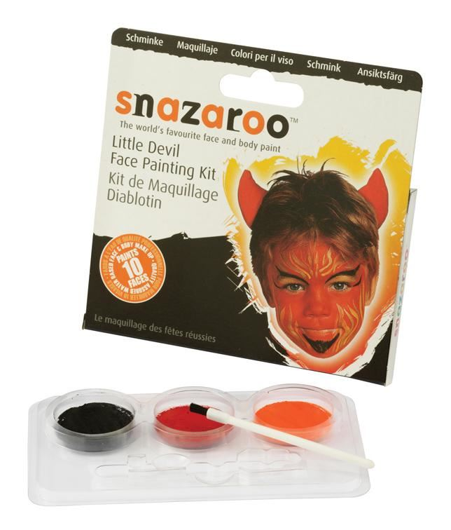 Snazaroo Little Devil Face Painting Kit