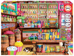 Educa Candy Shop Jigsaw Puzzle (1000 Pieces)