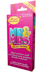 Mr & Mrs - Pocket Edition