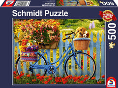 Schmidt Sunday Outing with Good Friends Jigsaw Puzzle (500 Pieces)