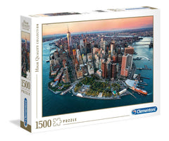 Clementoni New York High Quality Jigsaw Puzzle (1500 Pieces)