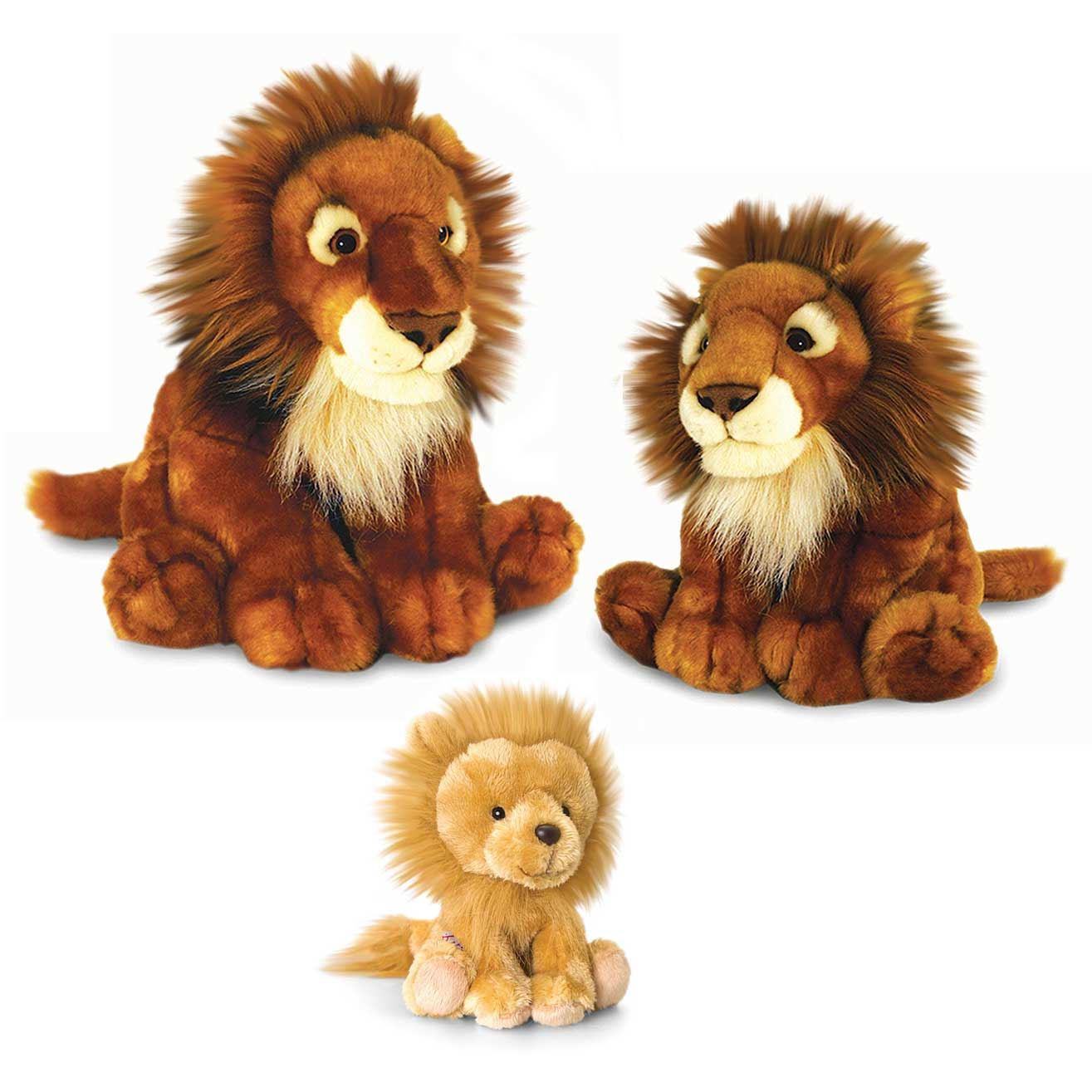 Lions Soft Toy Tombola Game - Full Set
