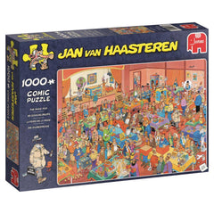 Jan Van Haasteren The Magic Fair Jigsaw Puzzle (1000 Pieces)