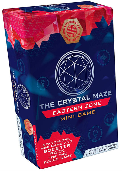 The Crystal Maze Eastern Zone Mini Game