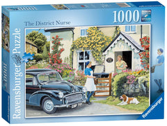 Ravensburger District Nurse Jigsaw Puzzle (1000 Pieces)