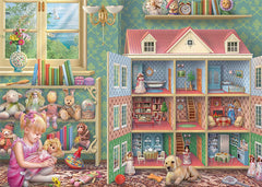 Falcon Deluxe Doll's House Memories Jigsaw Puzzle (1000 Pieces)