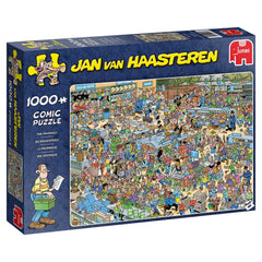 Jan van Haasteren The Pharmacy Jigsaw Puzzle (1000 Pieces)